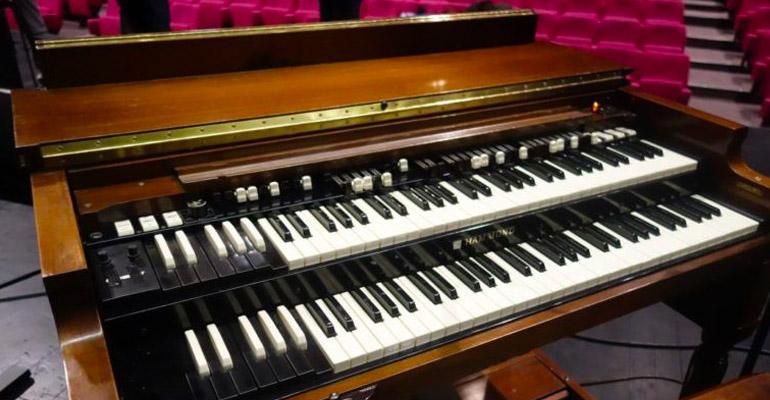 Formation Hammond B3 & Leslie