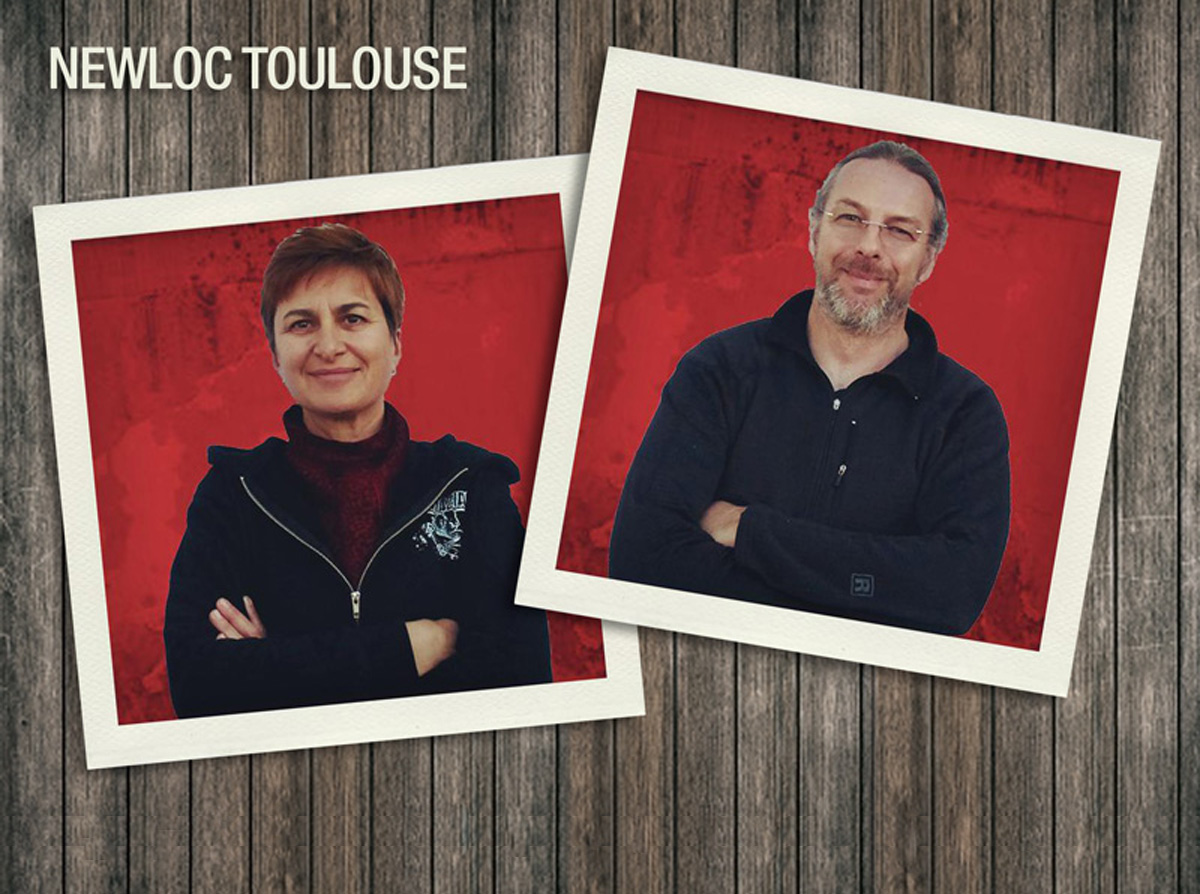Photo val & gil Newloc Toulouse